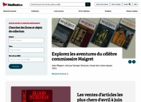 Abebooks.fr thumbnail