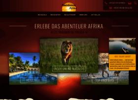 Abendsonneafrika.de thumbnail
