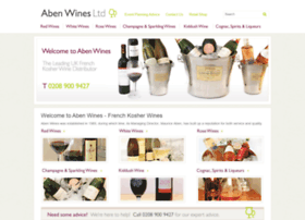 Abenkosherwine.co.uk thumbnail