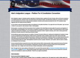 Abesindignationleague.org thumbnail