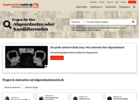 Abgeordnetenwatch.de thumbnail
