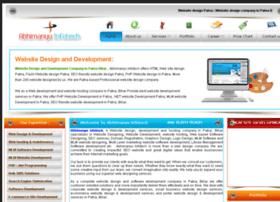 Abhimanyuinfotech.co.in thumbnail