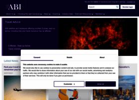 Abi.org.uk thumbnail