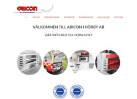 Abicon.se thumbnail