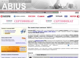 Abius.ru thumbnail