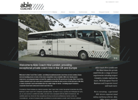 Ablelondon.co.uk thumbnail
