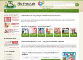 Abofrosch.de thumbnail