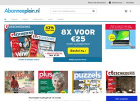 Abonneeplein.nl thumbnail