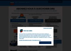 Abonnement.quechoisir.org thumbnail