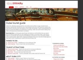 Aboutdubaicity.com thumbnail