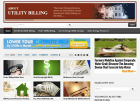 Aboututilitybilling.com thumbnail