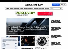 Abovethelaw.com thumbnail