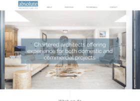 Absolutearchitecture.co.uk thumbnail