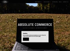 Absolutecommerce.co.uk thumbnail