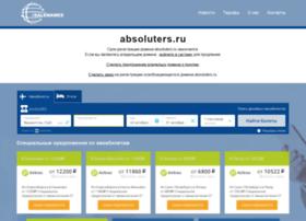 Absoluters.ru thumbnail