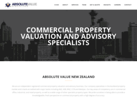 Absolutevalue.co.nz thumbnail