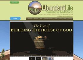 Abundantlifecanadian.org thumbnail