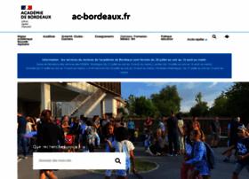 Ac-bordeaux.fr thumbnail