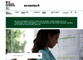 Ac-nantes.fr thumbnail