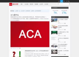 Aca.cn thumbnail