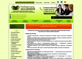 Academia-nsk.org thumbnail
