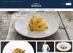 Academiabarilla.com thumbnail