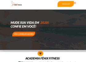 Academiafenixfitness.com.br thumbnail