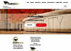 Academickeys.com thumbnail