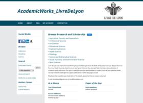 Academicworks.livredelyon.com thumbnail