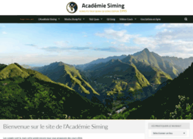 Academie-siming.be thumbnail