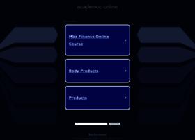 Academoz.online thumbnail