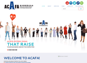 Acafa.org thumbnail