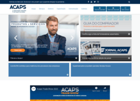 Acaps.org.br thumbnail