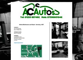 Acautos.org.uk thumbnail