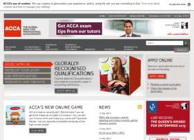 Acca.co.uk thumbnail