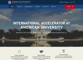 Accelerator.american.edu thumbnail