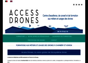 Access-drones.fr thumbnail