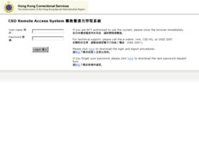 Access.csd.gov.hk thumbnail