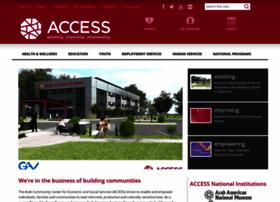 Accesscommunity.org thumbnail