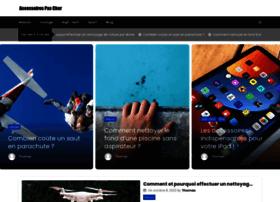 Accessoires-pascher.fr thumbnail