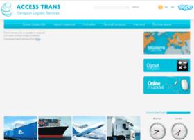 Accesstrans.az thumbnail