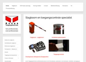 Accestoegangstechniek.nl thumbnail