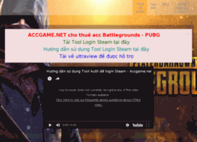 Accgame.net thumbnail