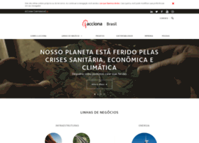 Acciona.com.br thumbnail