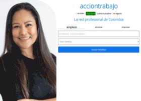 Acciontrabajo.com.co thumbnail