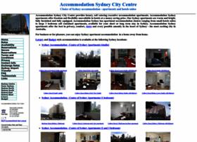 Accommodationsydney.com.au thumbnail