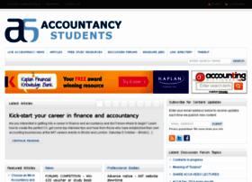 Accountancystudents.co.uk thumbnail
