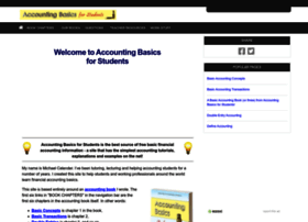 Accounting-basics-for-students.com thumbnail