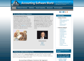 Accountingsoftwareworld.com thumbnail