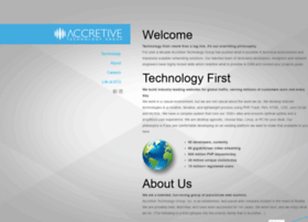 Accretive-networks.net thumbnail